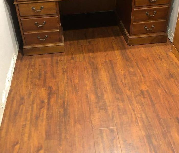 dry wood floors